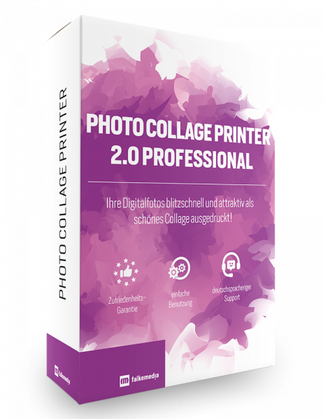 Photo Collage Printer 2.0 Professional