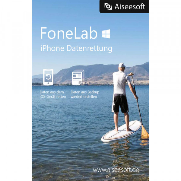 FoneLab - iPhone Datenrettung