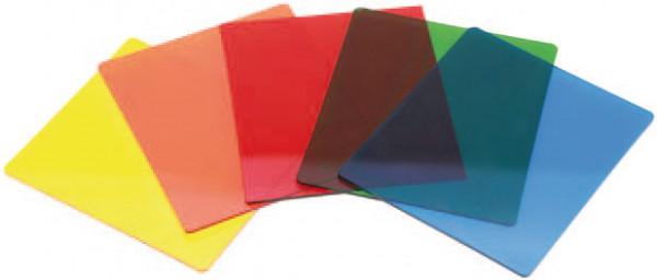 Go2 Schwarzweiss Filter in 5 verschiedenen Farben