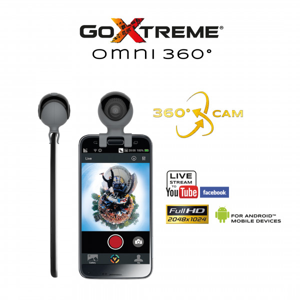 GOXTREME®OMNI 360°