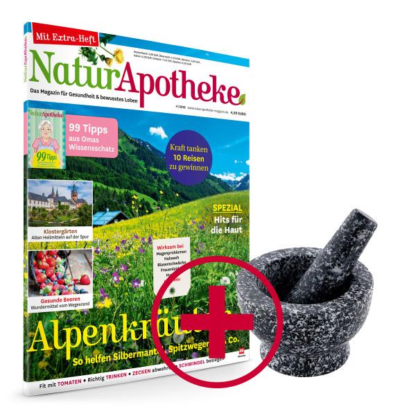 NaturApotheke & Mörser