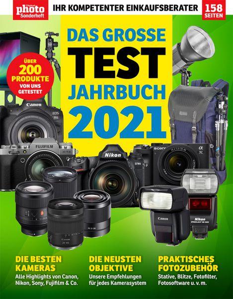DigitalPHOTO Sonderheft – Das große Testjahrbuch 2021 [eBook]