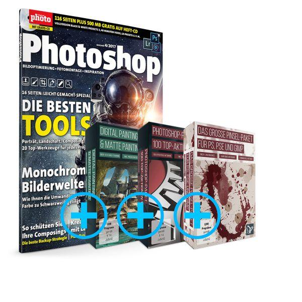 Photoshop Tutorial Bundle