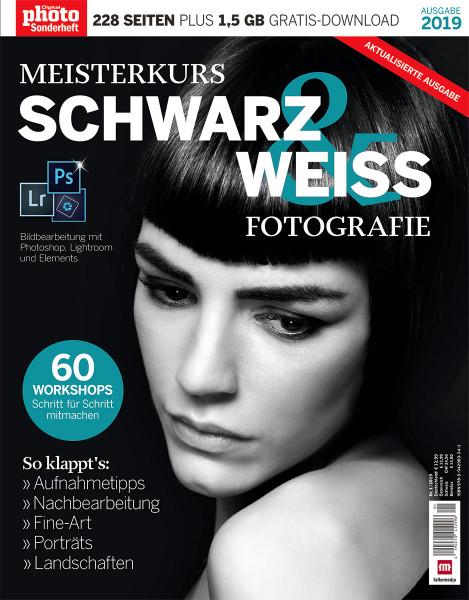 Meisterkurs Schwarzweiß-Fotografie 01/2019