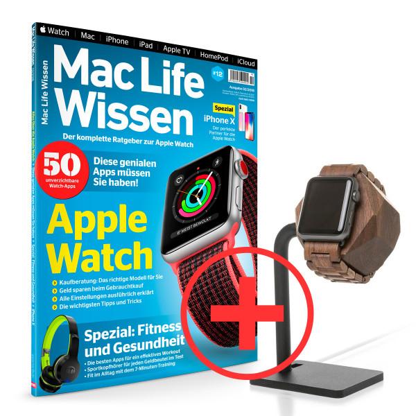 EcoDock für Apple Watch & Mac Life Wissen
