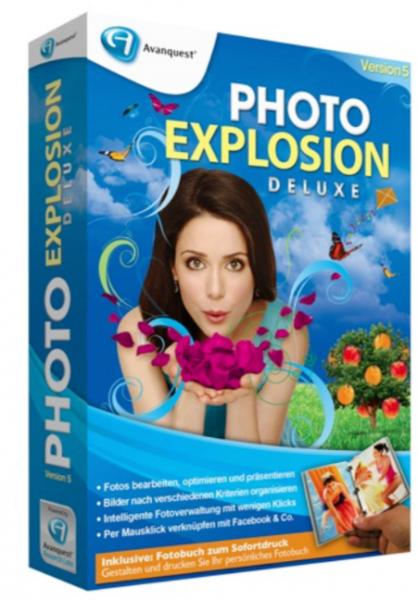 Photo Explosion 5 Deluxe