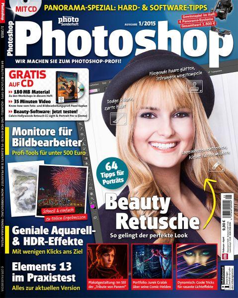 DigitalPHOTO Photoshop 01/2015