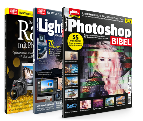 Lightroom & Photoshop 2018 Bundle