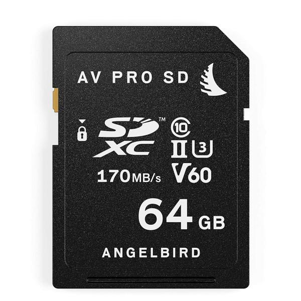 AV PRO SDXC Speicherkarte
