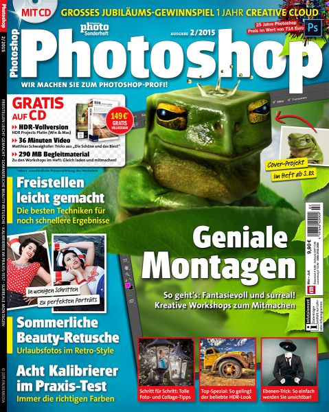 DigitalPHOTO Photoshop 02/2015