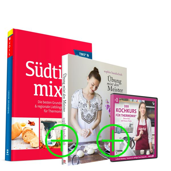 Thermomix® Buch-Bundle