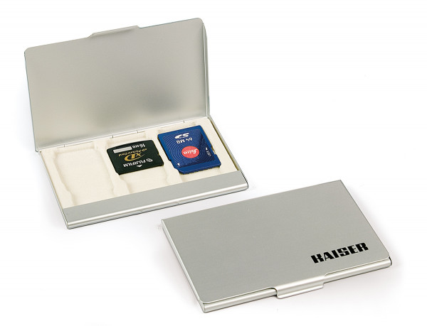 Speicherkartenbox