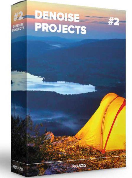 Denoise Projects - perfekt entrauschte Bilder