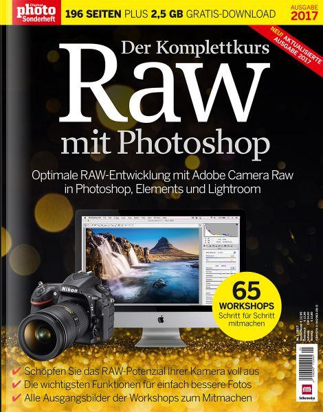 RAW mit Photoshop 01/2017 inkl. gratis Silkypix