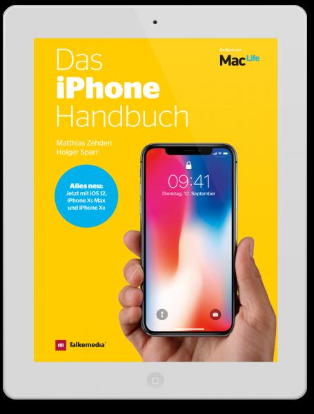 Maclife iPhone Handbuch 2018