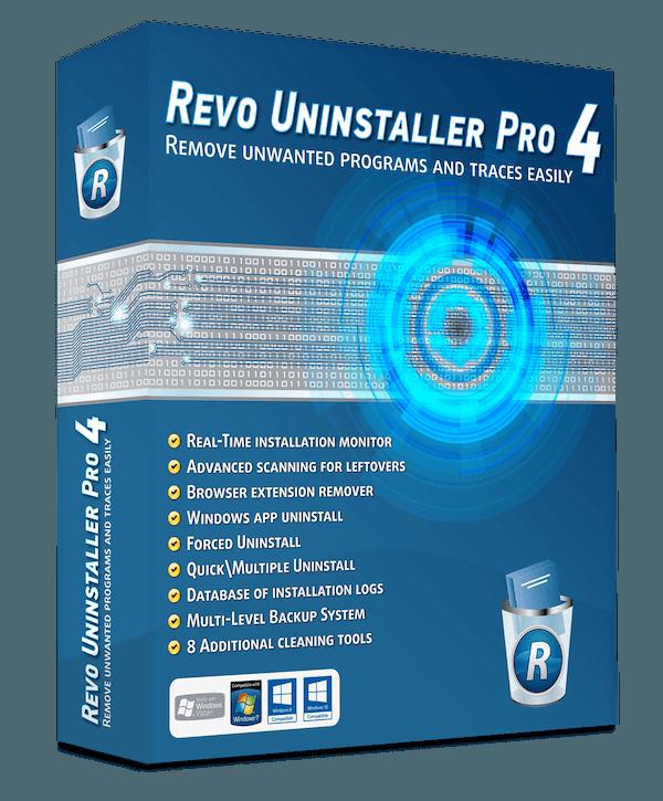 Revo Uninstaller Pro 4
