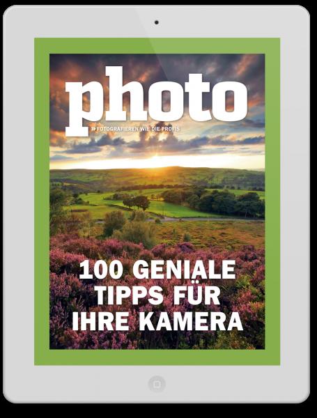 DigitalPhoto 100 geniale Kamera-Tipps