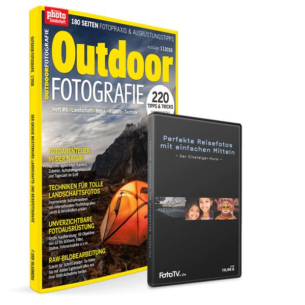 Outdoor Fotografie & Tutorial DVD