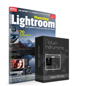 Lightroom 01/2017 + Smart GPS Sync Bundle