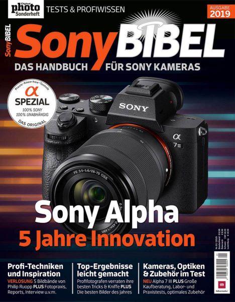 SonyBIBEL 01/2019