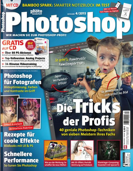 DigitalPHOTO Photoshop 04/2015