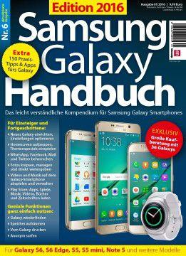 Galaxy Handbuch 01/2016