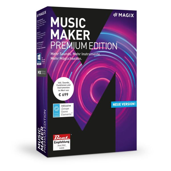 Music Maker Premium