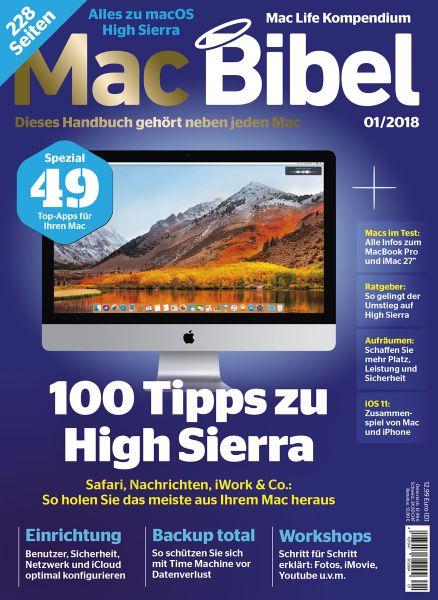 MacBIBEL + iPhone & iPad Life