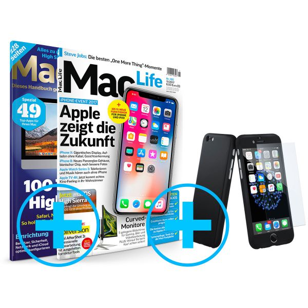Mac Life 12-2017 + MacBIBEL 01-2018
