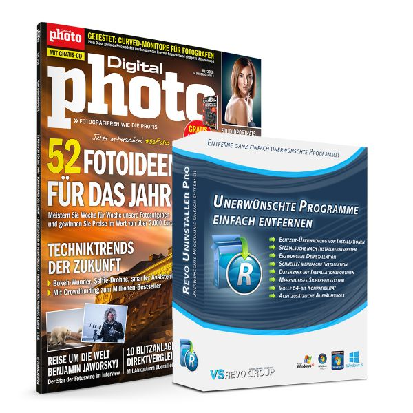 DigitalPHOTO & Revo Uninstaller