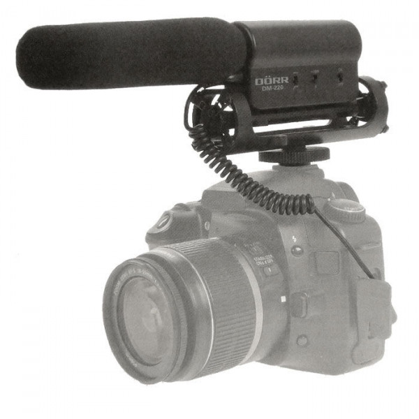 Richtmikrofon DM220