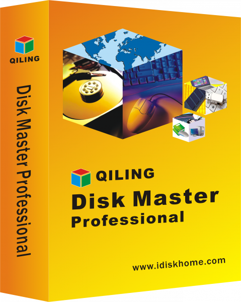 QILING Disk Master Professional
