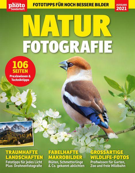 DigitalPHOTO Sonderheft – Naturfotografie 2021 [eBook]