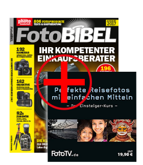 FotoBIBEL 2017 + Reisefoto-Tutorial DVD