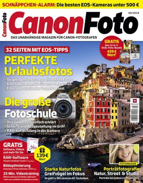 CanonFoto 05/2019 Cover