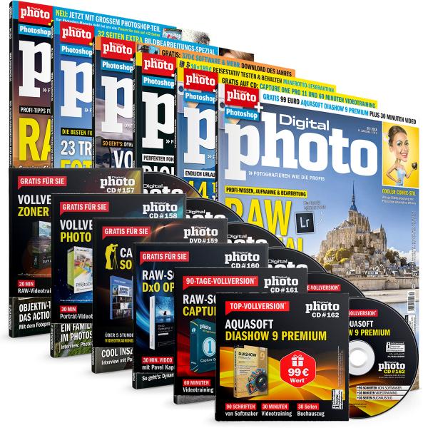 DigitalPHOTO Download Paket