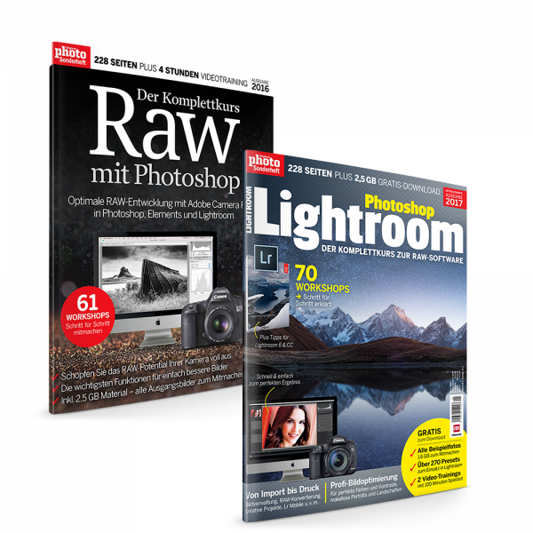Lightroom & RAW Bundle