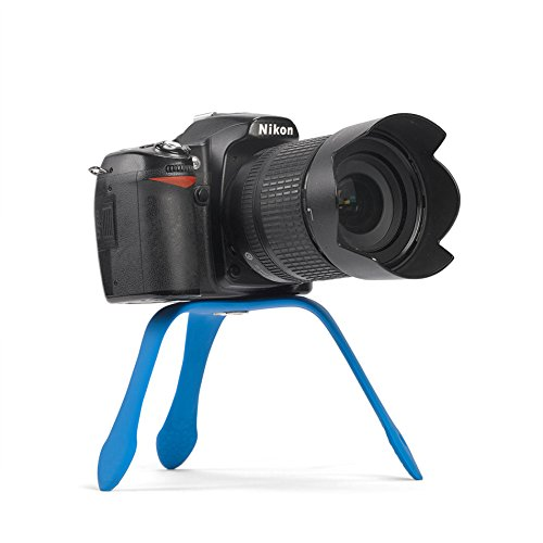 DSLR Flexible Tripod Splat Glow blau