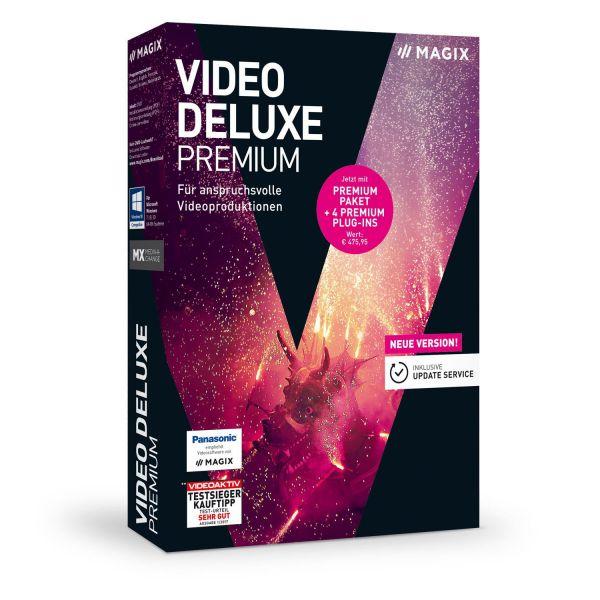 Video deluxe Premium