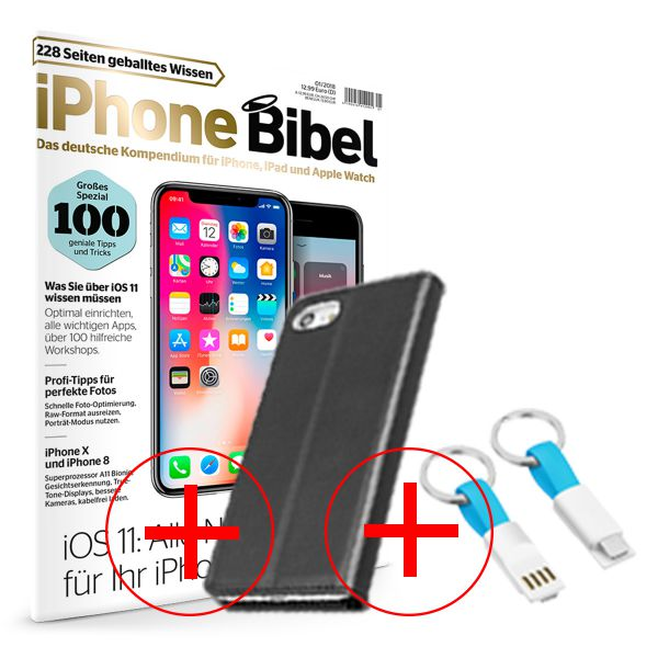 iPhone-Paket