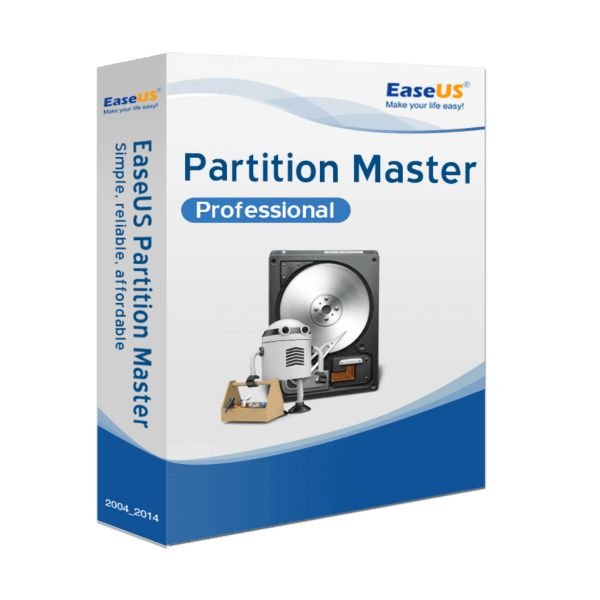 Partition Master Professional