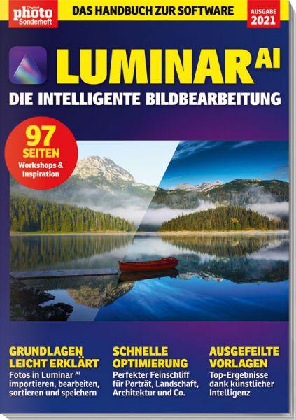 DigitalPHOTO Sonderheft – Luminar AI [eBook]