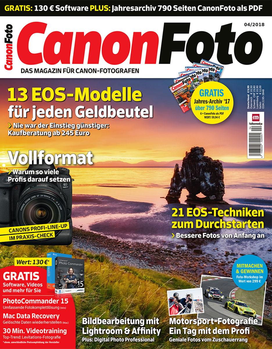 CanonFoto 04/2018